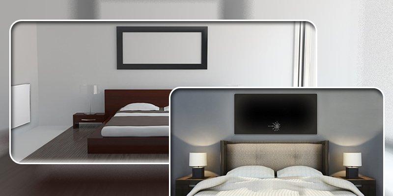 Bedroom Heating System
