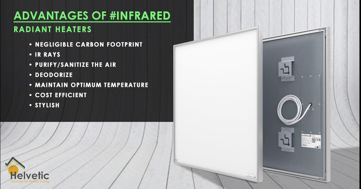 Infrared Radiant panel