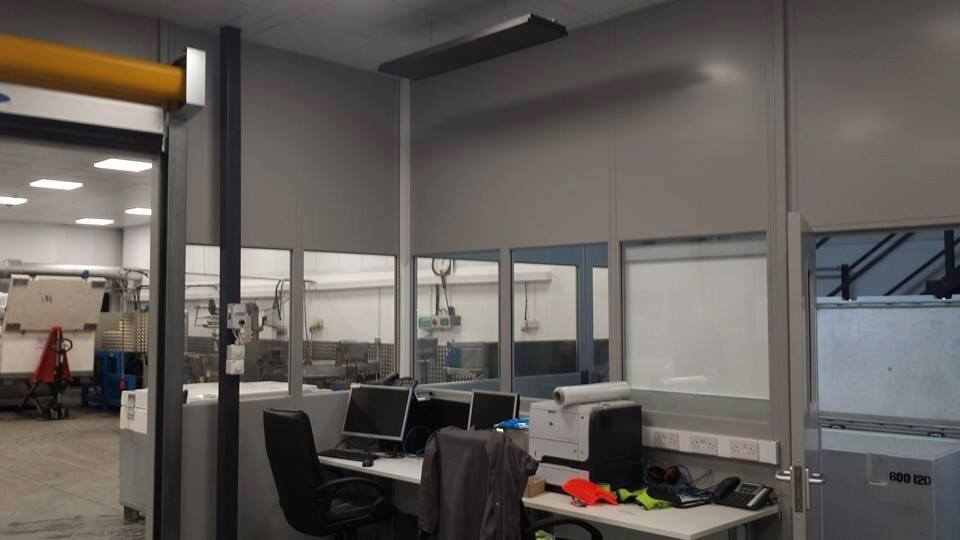 Commercial Infrared Panels